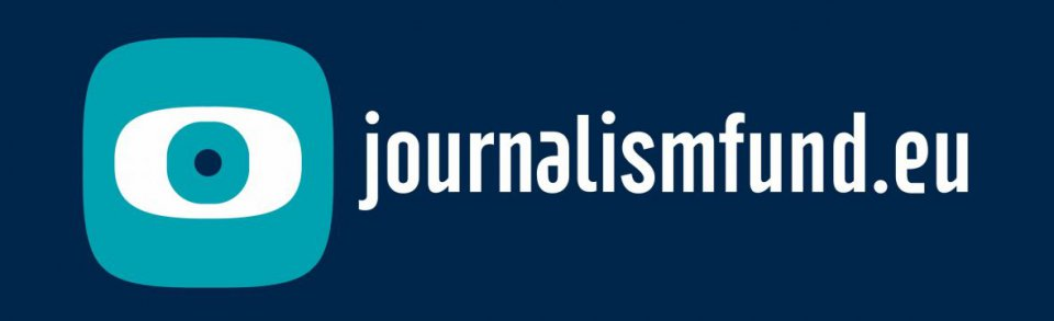 logo Journalismfund.eu