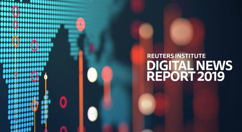 Reuters Digital News Report 2019