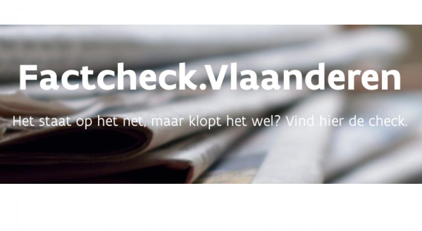 Factcheck.Vlaanderen