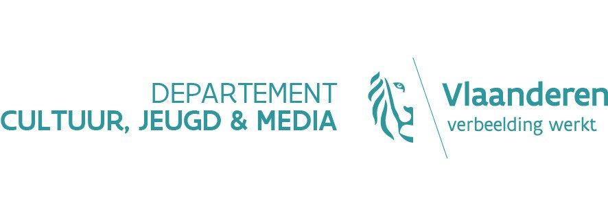 logo Departement CJM - Vlaanderen